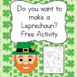 Do you want to make a leprechaun? Cute and fun free activity for the little people.