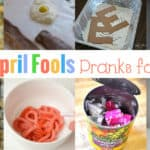Are you looking to to prank your kindergarten or preschool child or student? Here are some fun April Foll Day pranks for Preschool or Kindergarten fun!