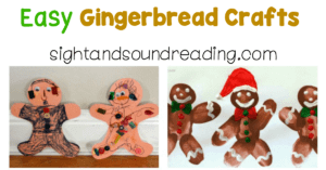 Christmas is often associated with the gingerbread. Theginger flavored cookies has inspired gingerbread craft for the Christmas tradition.