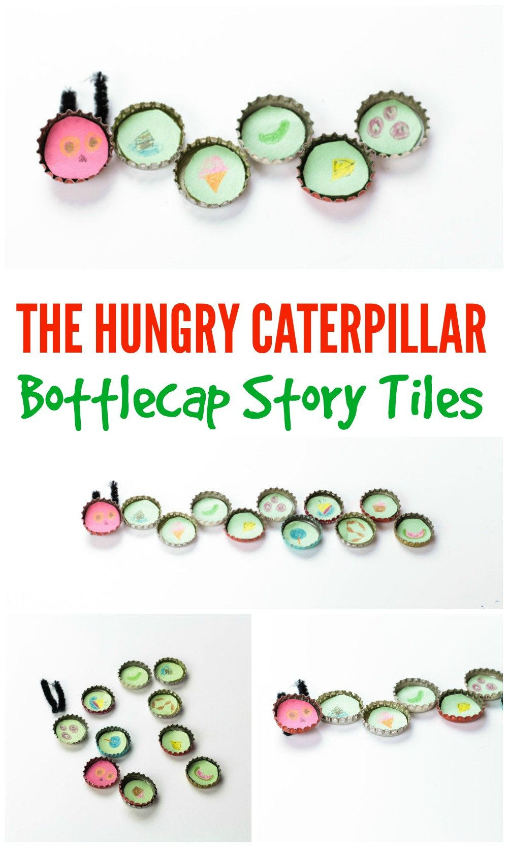 The Very Hungry Caterpillar by Eric Carle is one of the best seller picture books for children according to Amazon. Today I would like to share The Hungry Caterpillar Story Sequencing Craft to help children comprehend and enjoy the story better.