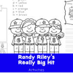 Randy Riley's Really Big Hit Lesson and activities