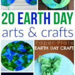 Craft Ideas for Earth Day -Fun and Easy craft projects for preschool or Kindergarten
