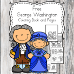 Are you teaching about George Washington for President's Day or perhaps some other time? You'll love these George Washington Kindergarten Worksheets